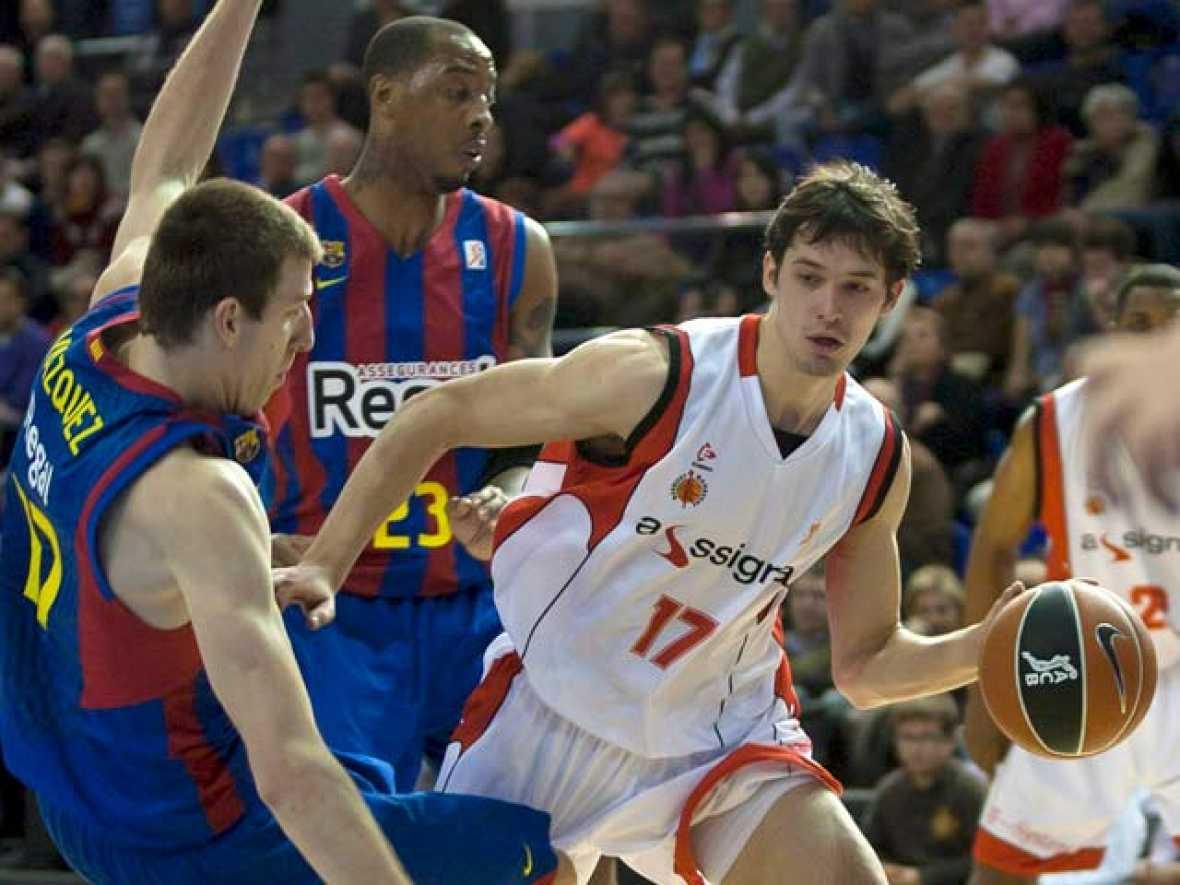 Resumen de la novena jornada de liga ACB.