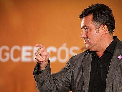 Puigcercós (ERC) pone su cargo a disposición del partido y Benach dice que renuncia a su escaño
