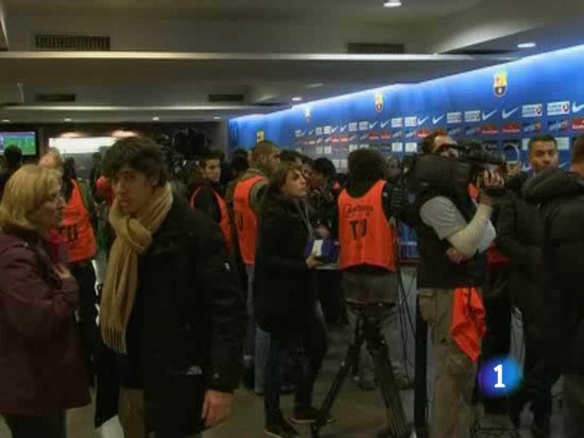 Comenzando por Iniesta, pasando por un jugador del Almería, hasta llegar a gente como Alejandro Sanz o Steve Nash. Nadie se perdió el clásico del fútbol español y casi nadie dejó pasar la oportunidad de expresar sus ideas en la red.