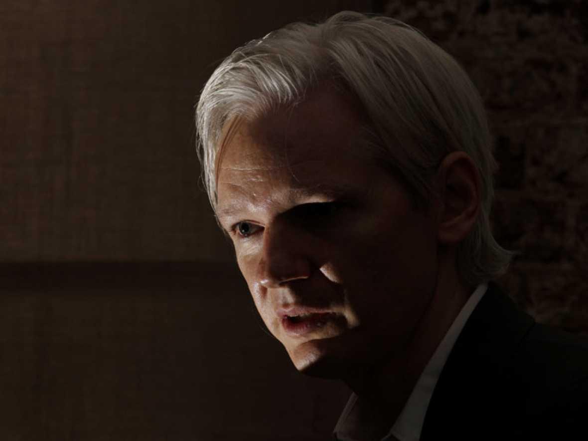 """""""Seguro.aes256"""": el archivo más secreto del fundador de Wikileaks"""