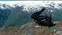 Programa de mano - 05/12/10 - El pianista noruego Leif Ove Andsnes