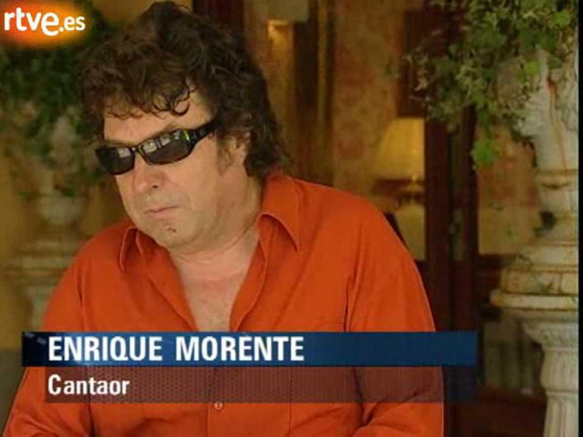"""Morente presenta """"El pequeño reloj"""""""
