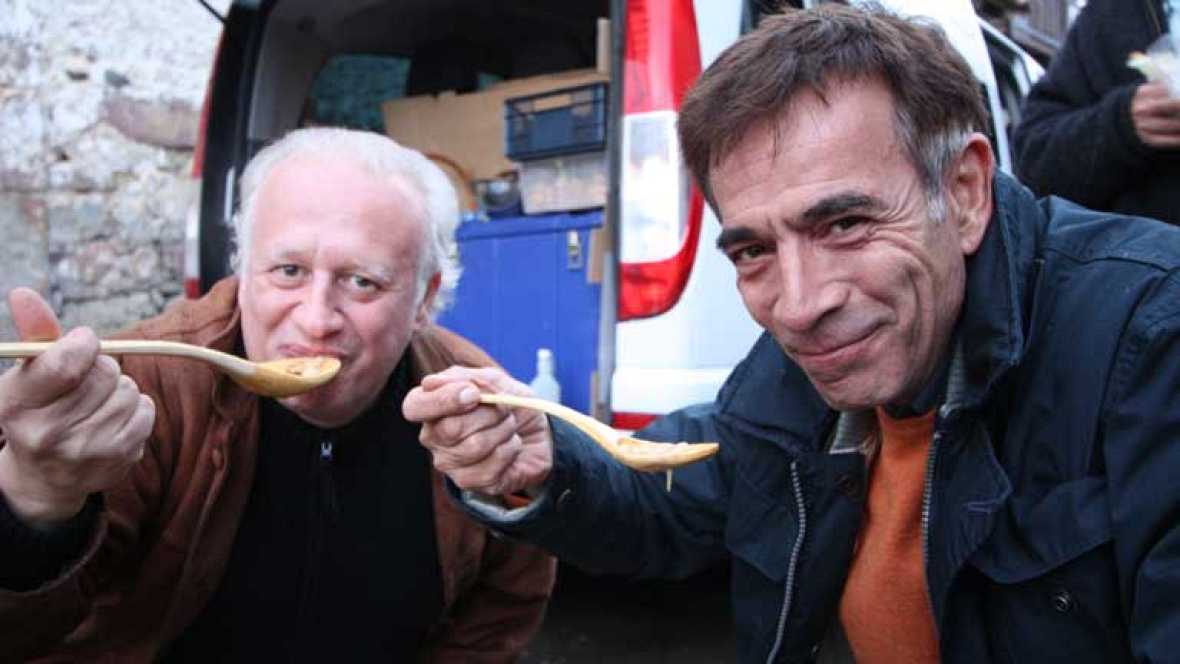 Un país para comérselo - Navarra, la vida secreta de las plantas - Ver ahora