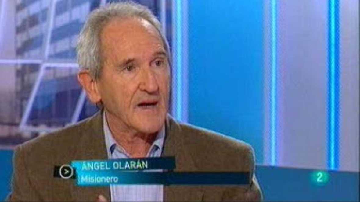 ong Ángel Olarán Etiopía