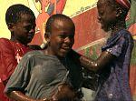 Los menores de 15 años son los más golpeados por el cólera en Haití