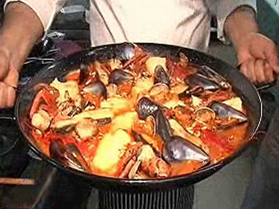 España Directo - Zarzuela de pescado y marisco