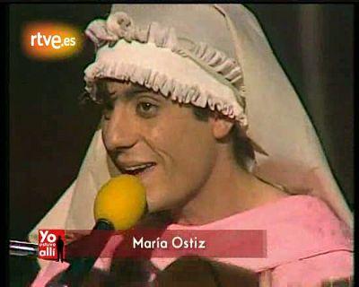 Martes y Trece:  María Ostiz