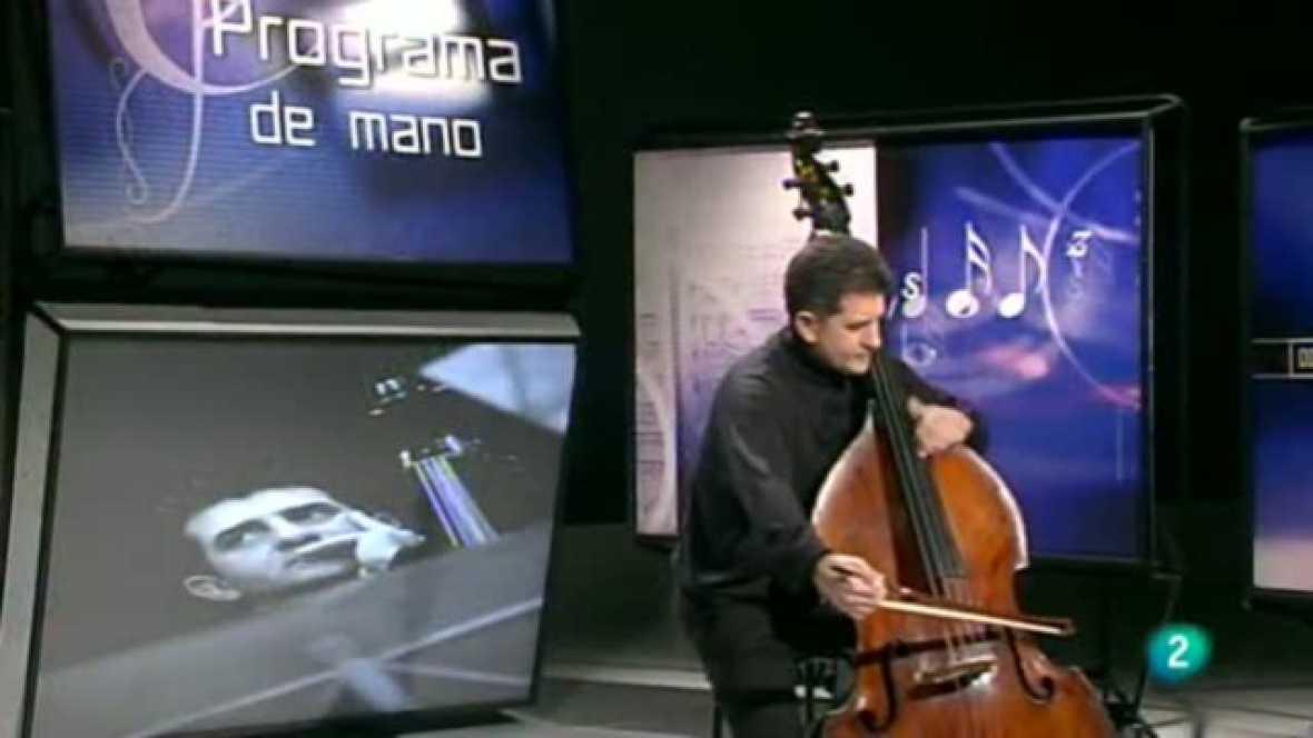 Programa de mano: La orquesta barroca Al Ayre Español. Falstaff en el Liceu