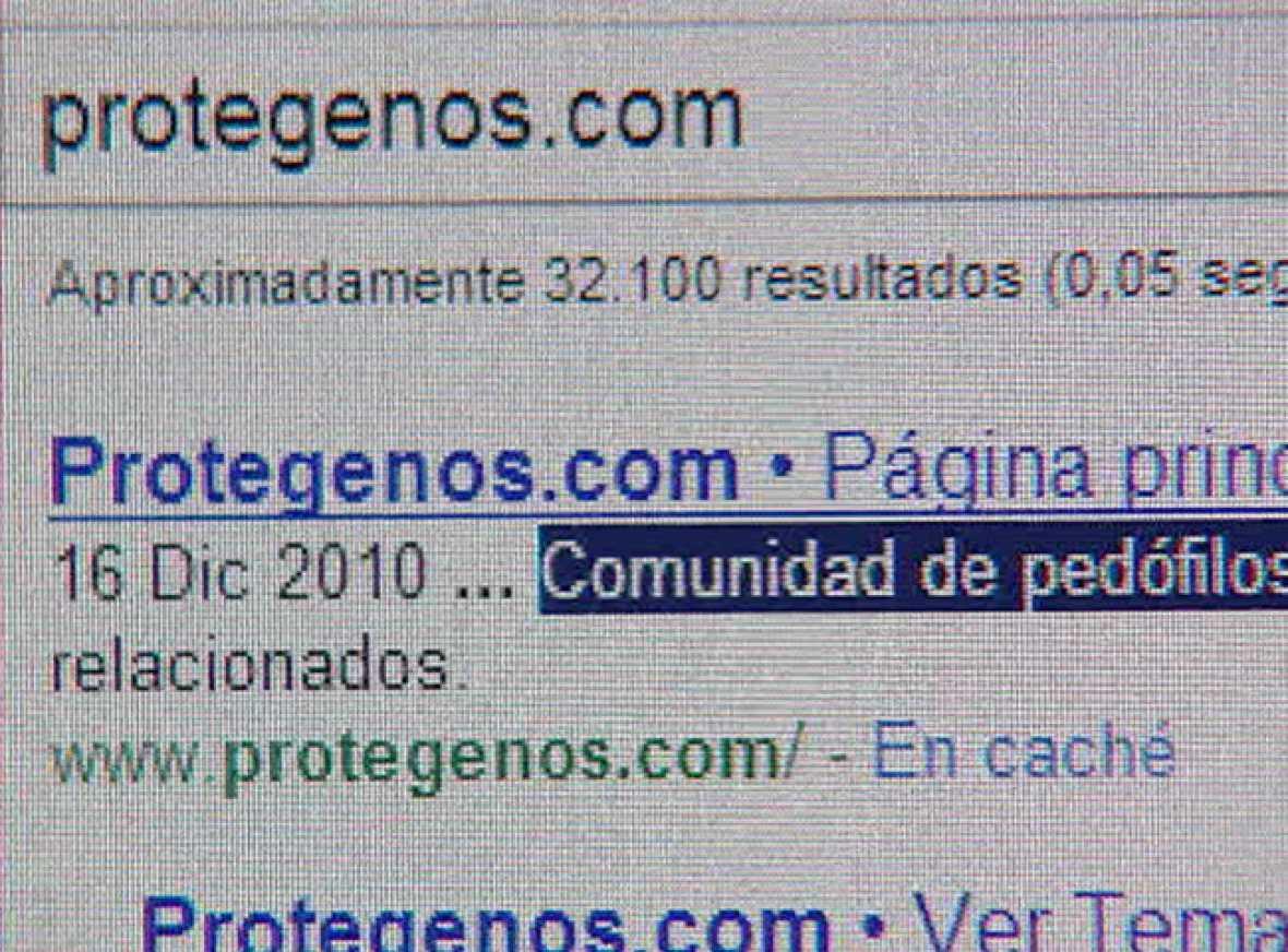 Continúa abierta la operación policial contra la pornografía infantil a través de Internet