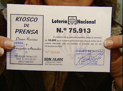 Cerca de 100 millones de euros del 75.913 se han vendido en Madrid