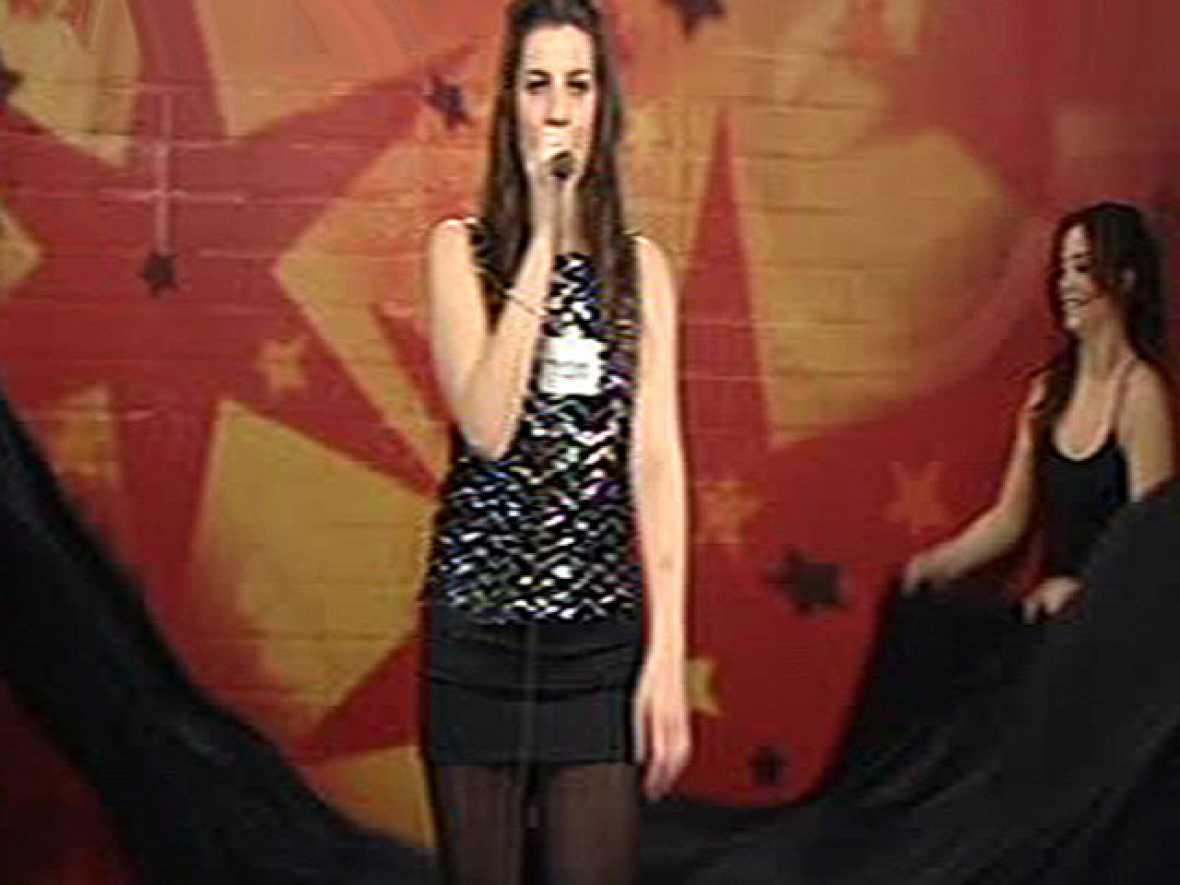 Precandidatos Eurovisión 2011: Lorena Rosales