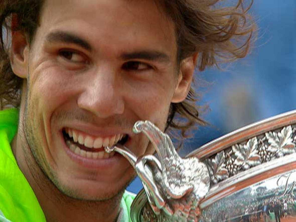 Repasa las mejores imágenes deportivas que nos ha dejado 2010, el mejor año para el deportes español.