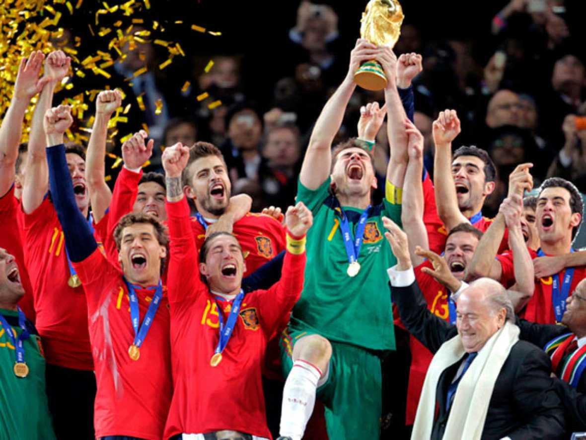 Informe Semanal: Resumen del año 2010 en Deportes y Cultura
