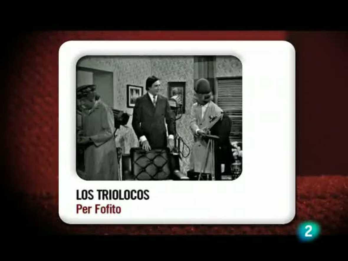 """Memòries de la tele:  Els pallassos de """"Trilocos"""""""