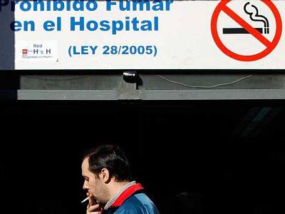 Se ha perdido la voz de por aquel que ha dejado a fumar
