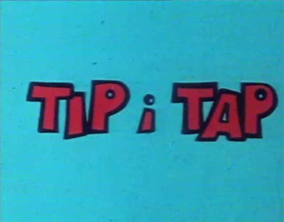 """Tip i Tap """"En Tip i en Tap treballen a la granja"""""""