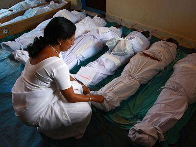 Más de cien personas han muerto en una estampida de pere