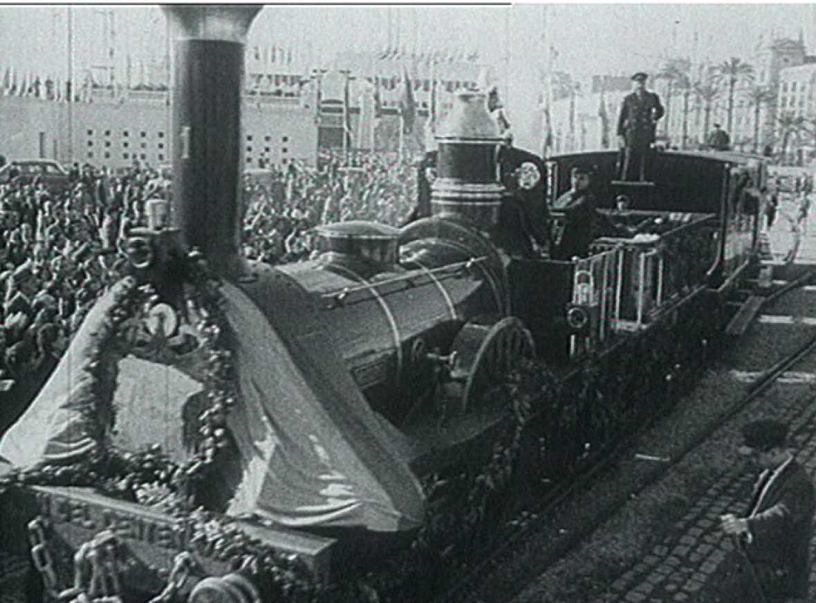 Se cumplen 70 años del nacimiento de RENFE