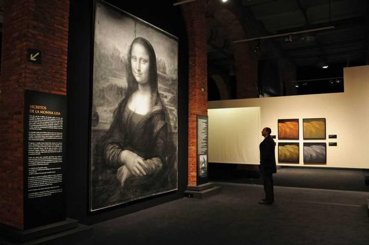 Leonardo Da Vinci exposición