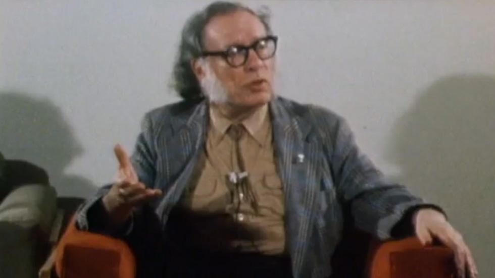 Isaac Asimov habla sobre la divulgación científica (1982)