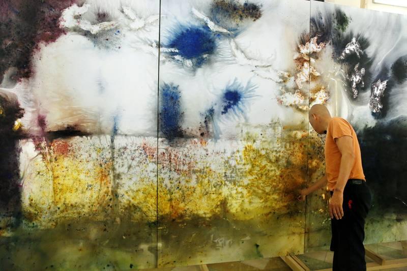 1507300265273 - Cai Guo-Qiang -  El artista que hace de la pólvora una obra de arte