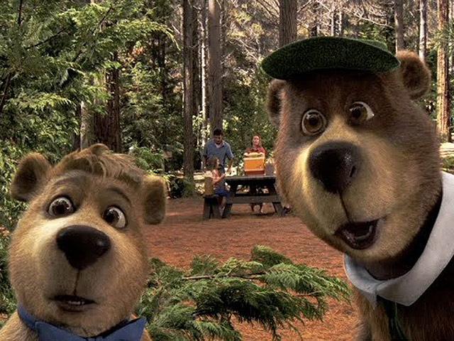 Días de cine: 'El oso Yogui' - RTVE.es